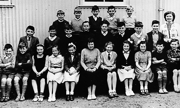 Mallaig Primary School 1948