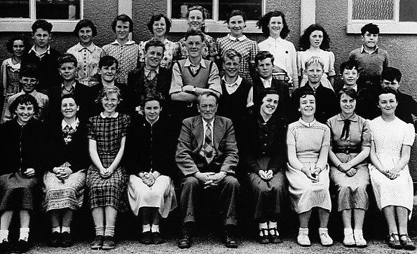 Mallaig School Pupils (1953?)