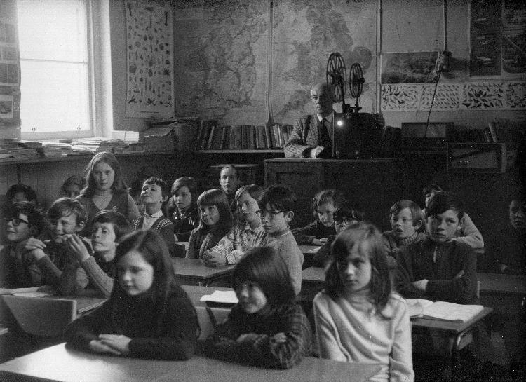 Morar Primary School 1971