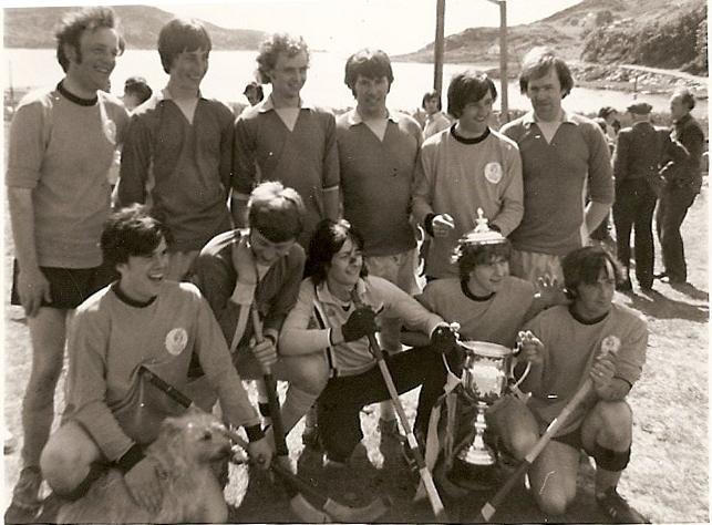 Morar Shinty Team, 1978