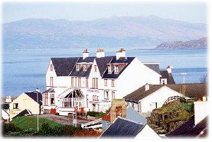 The West Highland Hotel, Mallaig